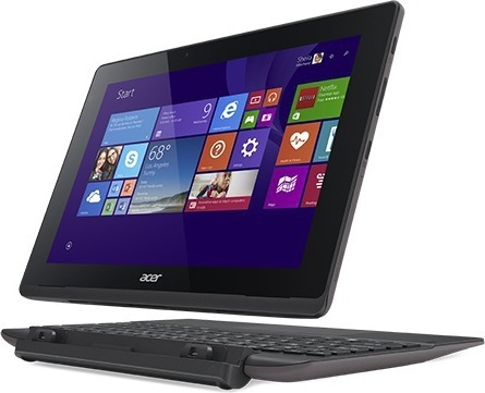 Acer switch one 10 user manual