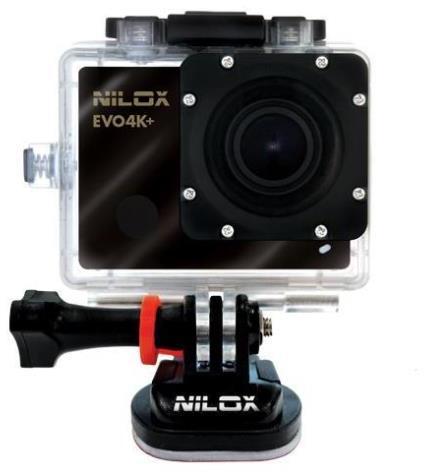 buy nilox evo 4k+ action camera black in dubai uae. nilox