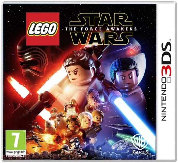 Nintendo 3DS LEGO Star Wars: The Force Awakens Game