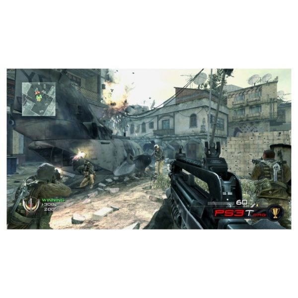 PS3 Call Of Duty Modern Warfare II Platinum Game