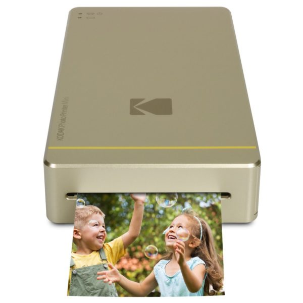 Kodak Wireless Photo Printer Gold PM210G