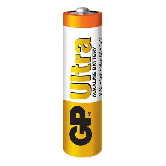 GP AA Ultra Alkaline Battery