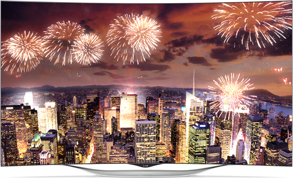 LG 55EC930T OLED 3D Smart Television 55inch