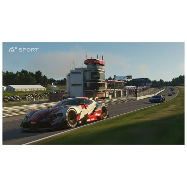 PS4 Gran Turismo Sport The Real Driving Simulator Game