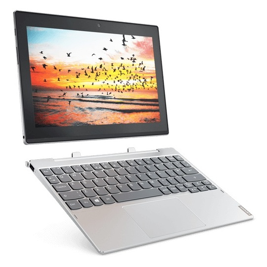 Lenovo Miix 320 Convertible Touch Laptop - Atom 1.44GHz 4GB 32GB Shared Win10 10.1inch HD Silver