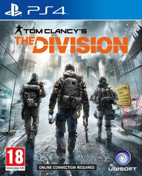 PS4 Tom Clancy's The Division Game