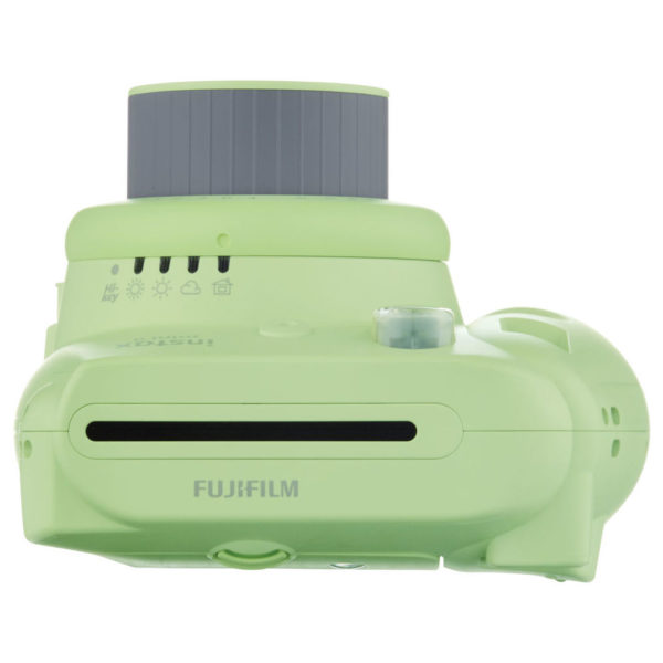 Fujifilm Instax Mini 9 Instant Film Camera Lime Green + 10 Sheets