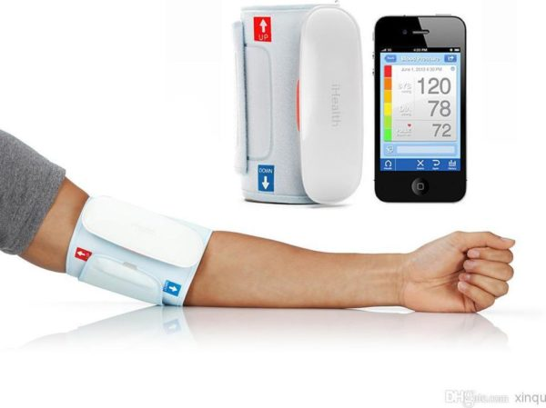 ihealth blood pressure monitor instructions