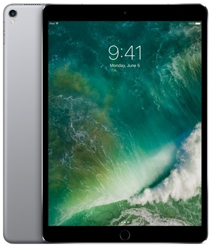 Apple iPad Pro - iOS WiFi+Cellular 256GB 10.5inch Space Grey