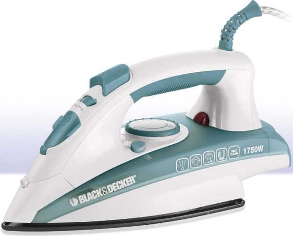 Black & Decker Steam Iron X1600