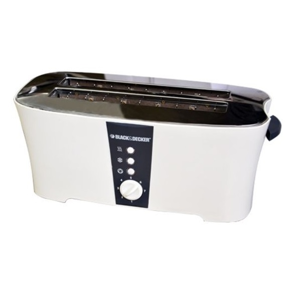 Black & Decker Toaster 4Slice ET124B5