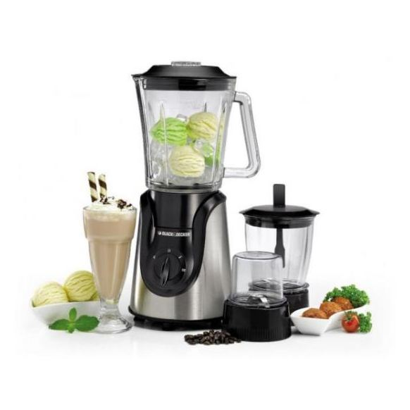 Black & Decker Blender W/ Grinder BX600GB5