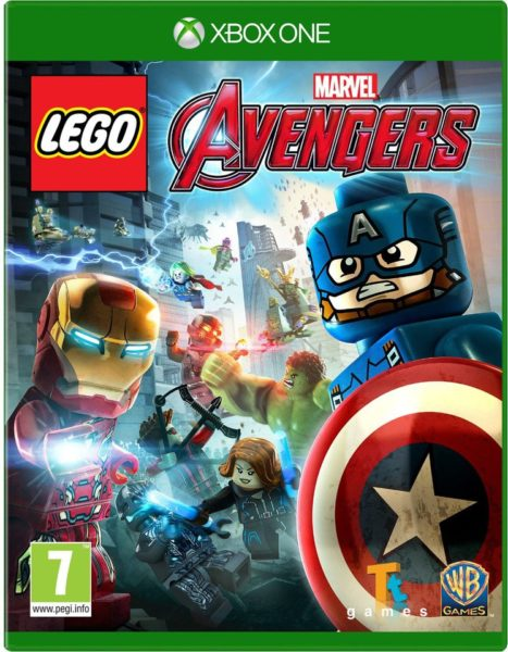 Xbox One Lego Marvel's Avengers (Arabic Ver.) Game
