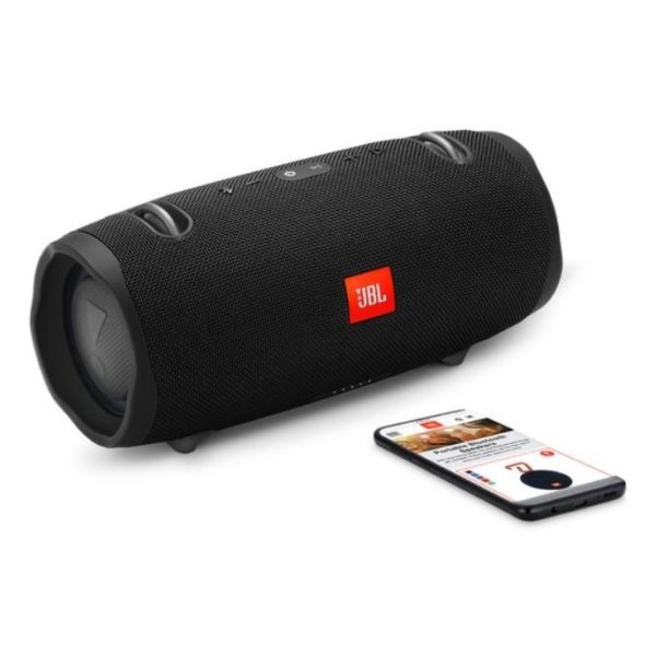 JBL XTREME2 Portable Bluetooth Speaker Midnight Black