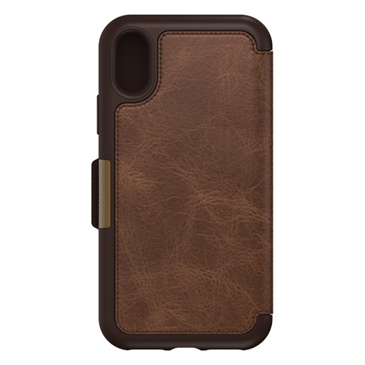 huge selection of 29434 0812c Otterbox Strada Folio Case Espresso For iPhone X – 7757238 price in ...