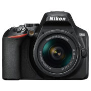 Nikon D3500 DSLR Camera Black With AF-P DX 18-55mm f/3.5-5.6G VR Lens