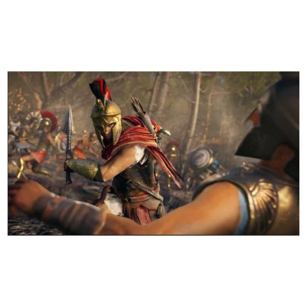Xone Assasins Creed Odyssey Omega Edition Game