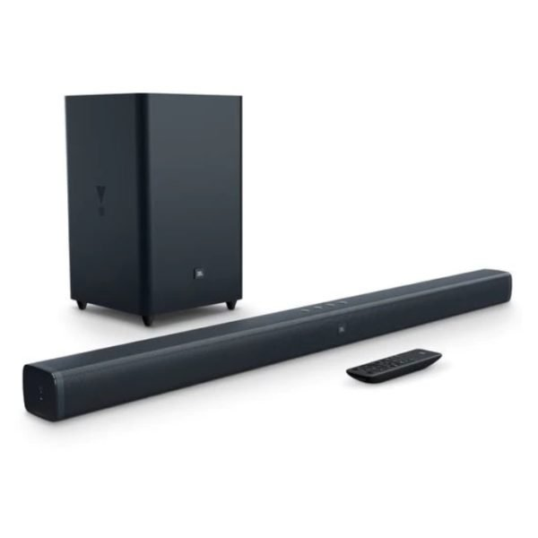 9632b542563 JBL BAR 2.1-Channel Soundbar With Wireless Subwoofer price in ...