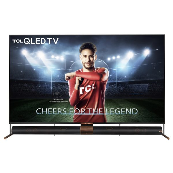 TCL 85X6US 4K Premium QLED Television 85inch