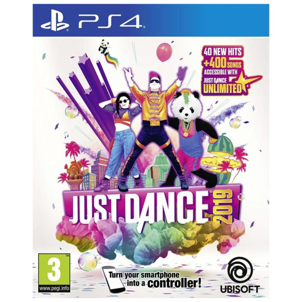 PS4 Just Dance 2019 Game
