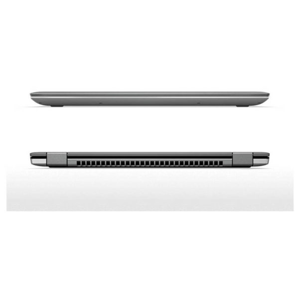 Lenovo Yoga 520 Convertible Touch Laptop - Core i3 2.7GHz 4GB 1TB Shared Win10 14inch HD Mineral Grey