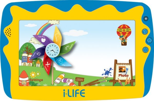 ILife Kids Tab Tablet - Android WiFi 8GB 512MB 7inch Blue