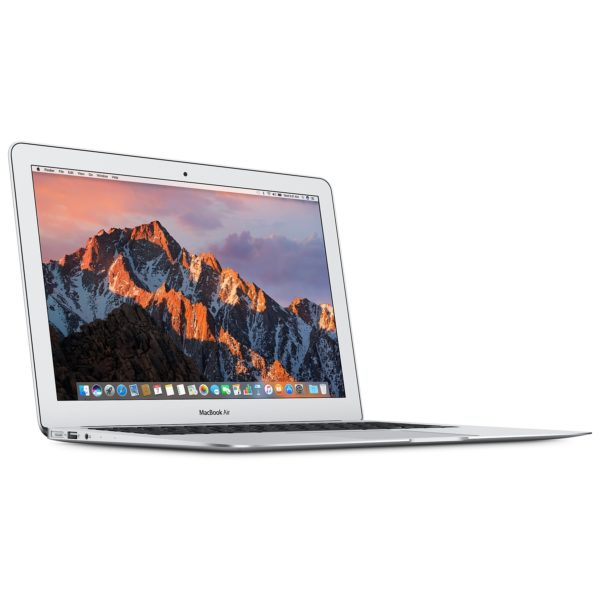 Apple MacBook Air - Core i5 1.8GHz 8GB 128GB Shared 13inch Silver Arabic