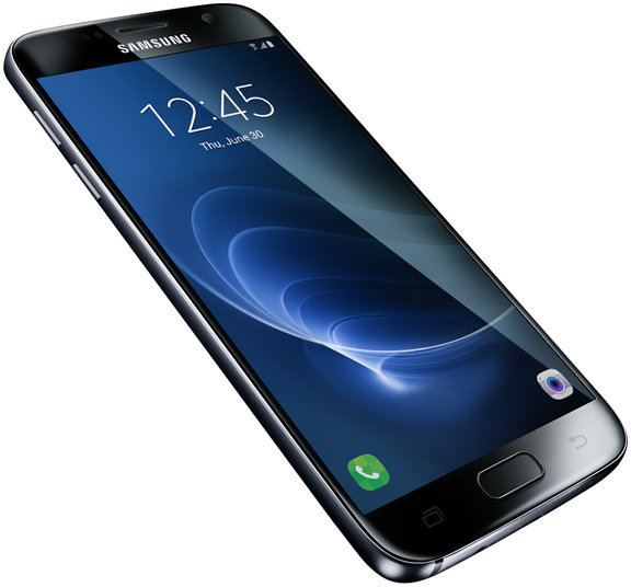 Samsung Galaxy S7 4G Dual Sim Smartphone 32GB Black price ...