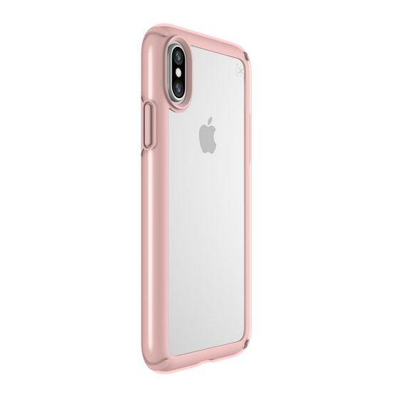 d2de45b3f6 Speck Presidio Show Case Clear/Rose Gold For Apple iPhone X - 1031346244