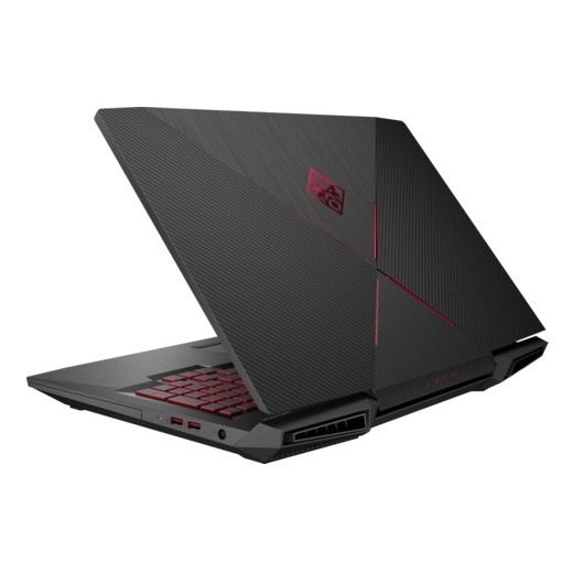 HP OMEN 17-AN006NE Gaming Laptop - Core i7 2.8GHz 12GB 1TB+256GB 6GB Win10 17.3inch FHD Black