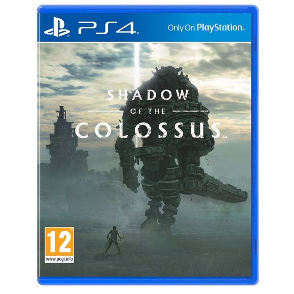 PS4 Shadow Of Colossus Game