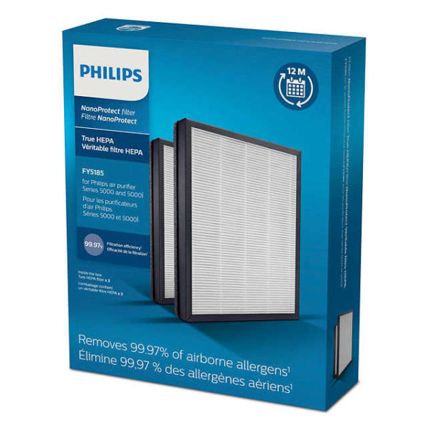 Philips 3000 Series Hepa Filter For Air Purifier FY343330
