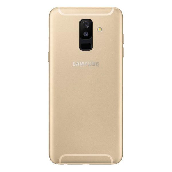 Samsung Galaxy A6 Plus 64gb Gold 4g Dual Sim Smartphone A6 2018