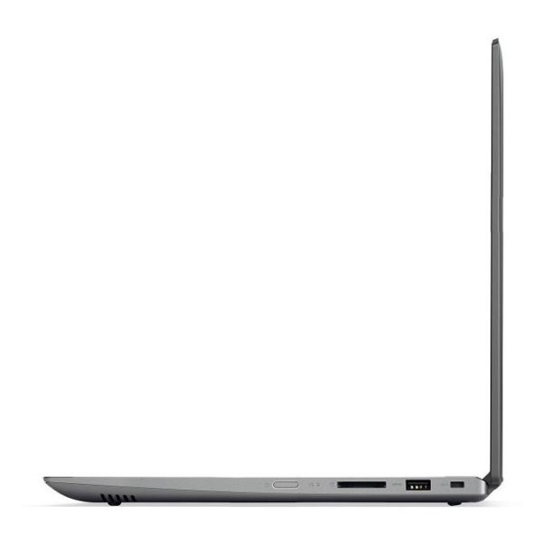 Lenovo Yoga 520 Convertible Touch Laptop - Core i5 1.6GHz 8GB 1TB+128GB 2GB Win10 14inch FHD Mineral Grey