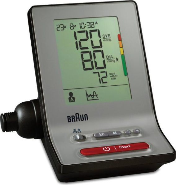 Braun Blood Pressure Monitor BP6100