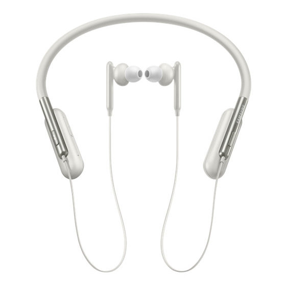 Samsung Level U Flex Bluetooth In Ear Headset White