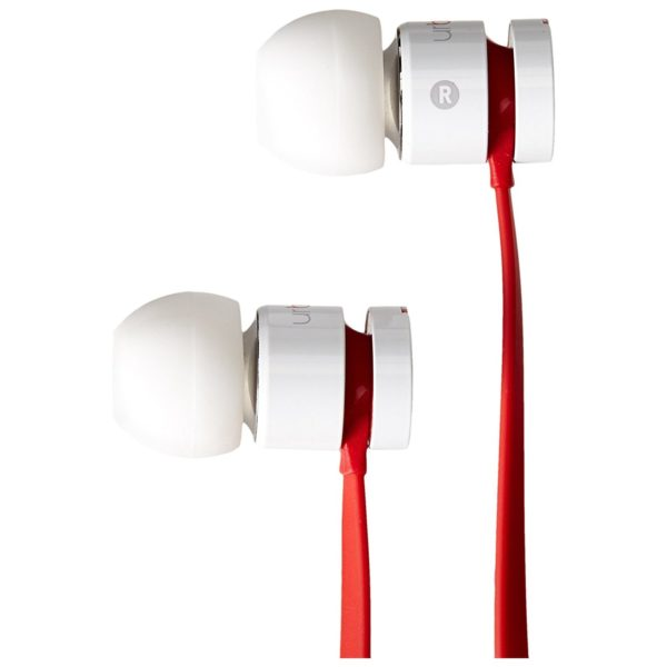 Beats Urbeats In Ear Headphones Red White B0547 price in Bahrain ... 8b9030ffb