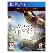 PS4 Assasins Creed Odyssey Omega Edition Game