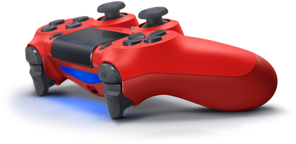 Sony PS4 Dual Shock 4 V2 Wireless Controller Magma Red