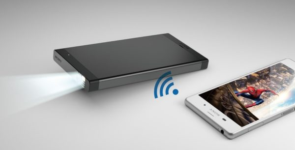 Sony MPLC1 Pico Mobile HD Laser Projector