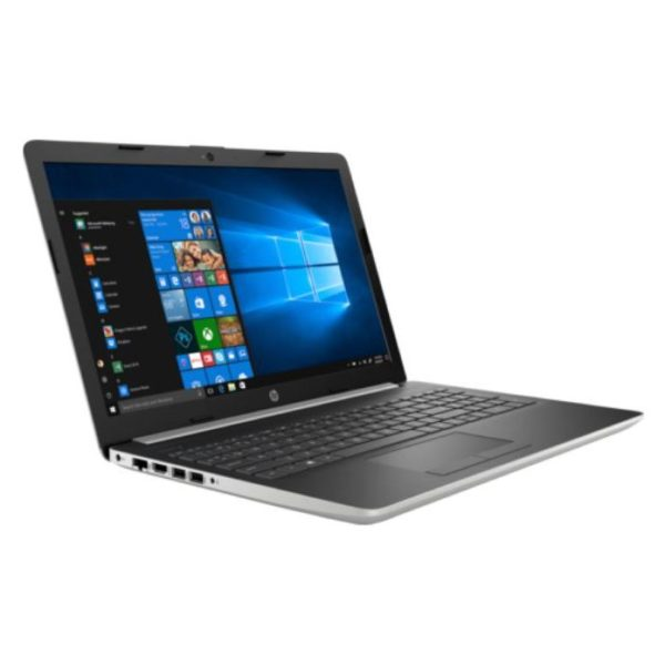 HP 15-DA0000NE Laptop - Core i3 2.3GHz 4GB 1TB Shared 15.6inch HD Silver