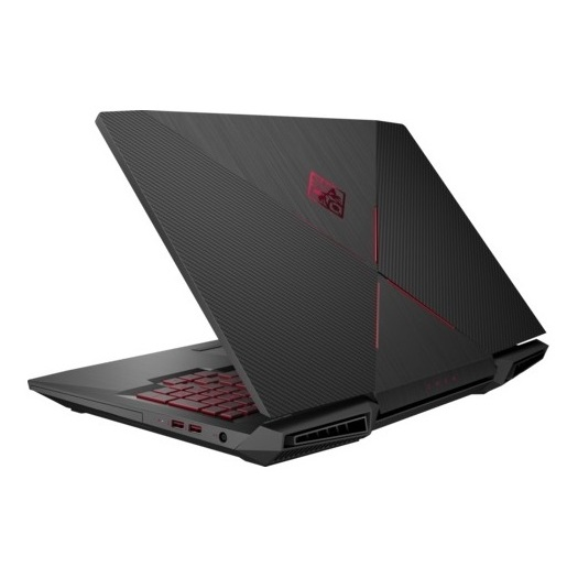 HP OMEN 17-AN100NE Gaming Laptop - Core i7 2.2GHz 32GB 2TB+256GB 6GB Win10 17.3inch FHD Black