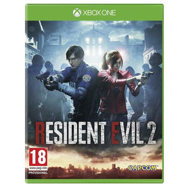 Xbox One Resident Evil 2 Remake Standard Game