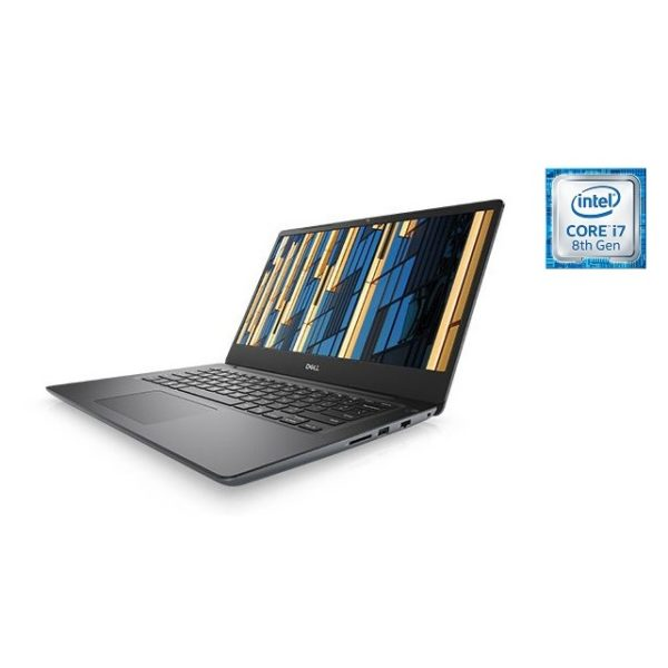 Dell Vostro 14 5481 Laptop - Core i7 1.8GHz 8GB 1TB+128GB 2GB Win10 14inch FHD Grey