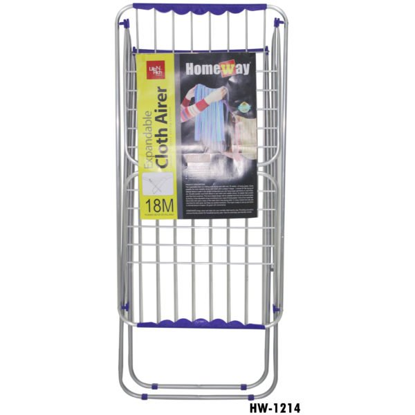 Homeway HW-1214-CD 18M Aluminium Cloth Airer