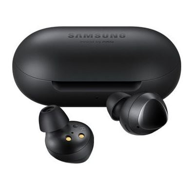 Image result for samsung galaxy buds black