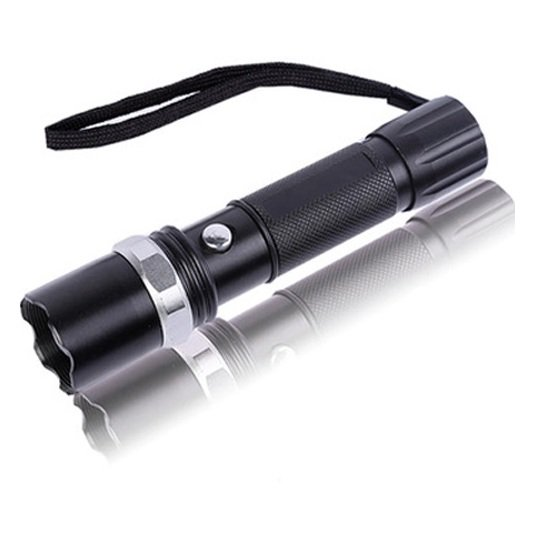 Black Belt Powerful Tactical LED Torch