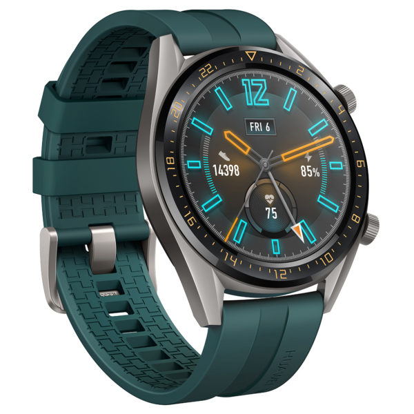 Huawei Fortuna B19 GT Active Smart Watch - Green