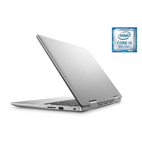 Dell Inspiron 14 5482 Laptop - Core i3 2.1GHz 4GB 1TB Shared Win10 14inch FHD Silver