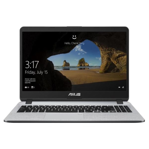 Asus X507MA Laptop - Celeron 1.1GHz 4GB 500GB Shared Win10 15.6inch HD Grey